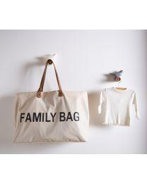Family Bag Nursery Bag - Off White