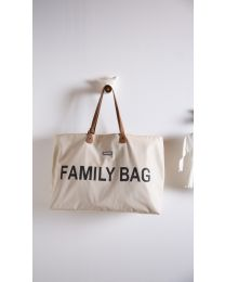 Family Bag Nursery Bag - Off White