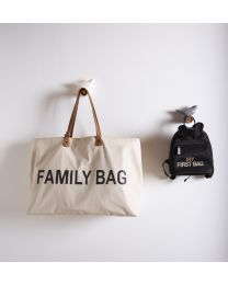 Family Bag Verzorgingstas - Ecru