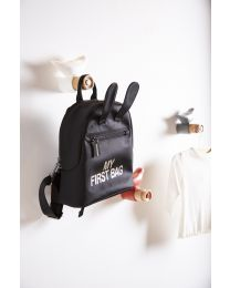 My First Bag Children's Backpack - Black
