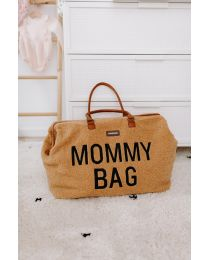 Mommy Bag Nursery Bag - Teddy Beige
