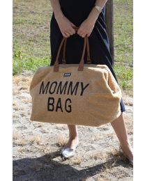 Mommy Bag Verzorgingstas - Teddy Beige