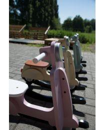Rocking Scooter - MDF - Pink Black