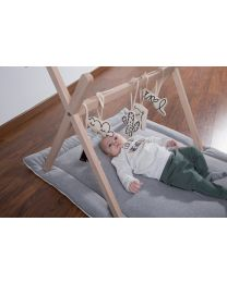 Tipi Play Baby Gym - Hout - Naturel