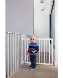 Maestro Door/Stairgate - 73,5-104 Cm - Wood - White