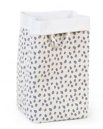 Storage Basket - 32x32x60 Cm - Canvas - Leopard