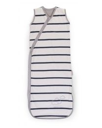 Summer Baby Sleeping Bag - 70-90 Cm - Jersey - Marin