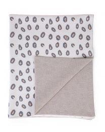 Baby Blanket - 85x70 Cm - Leopard