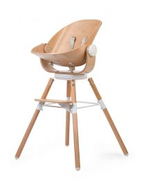 Evolu Newborn Seat Voor Evolu 2 + One.80° - Hout - Naturel Wit
