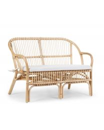 Montana Kid Bench + Cushion - Natural