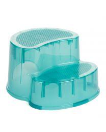 Badezimmer Trittschemel - Polypropylen - Aqua