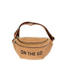Banana Bag On The Go Sac De Hanche - Teddy Beige