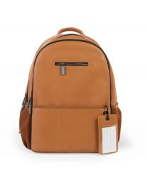 Care Backpack - Leatherlook Brown