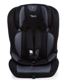 Car Seat Isofix - Group 1+2+3 - Grey Anthracite