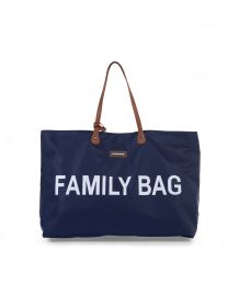 Family Bag Nursery Bag - Navy