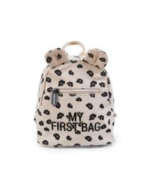 My First Bag Children's Backpack - Leopard