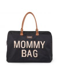 Mommy Bag Sac A Langer - Noir Or