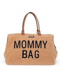 Mommy Bag Wickeltasche - Teddy Beige