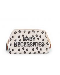 Baby Necessities Toiletry Bag - Leopard