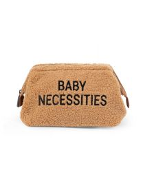 Baby Necessities Toiletry Bag - Teddy Beige