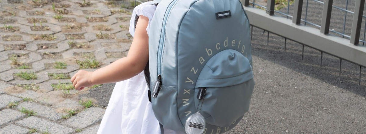 ABC School Backpack