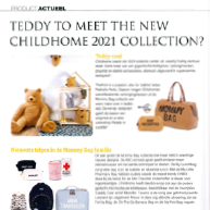 Babywereld – Teddy for the new collection