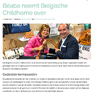 Acquisition Béaba – Childhome