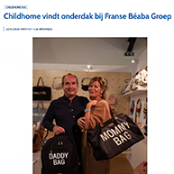 dVO – Acquisition Béaba - Childhome