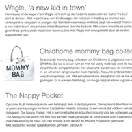 BabyWereld – Mommy Bag Collection