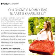 Babywereld – Childhome's Mommy Bag viert 5 jaar