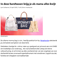 Nina Shopt Mommy Bag