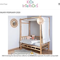 Kids Interior Bamboo