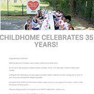 Nursery Online - Childhome 35 years