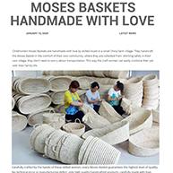 Nursery Online Moses Basket