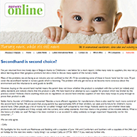 Nursery Online Press Day
