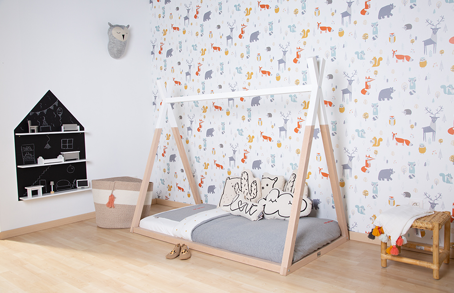 Complete tipi baby rooms